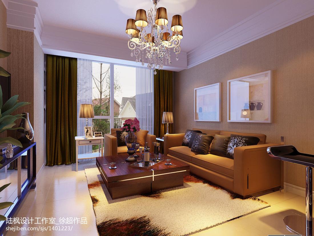 2018精选面积144平复式客厅现代效果图片大全