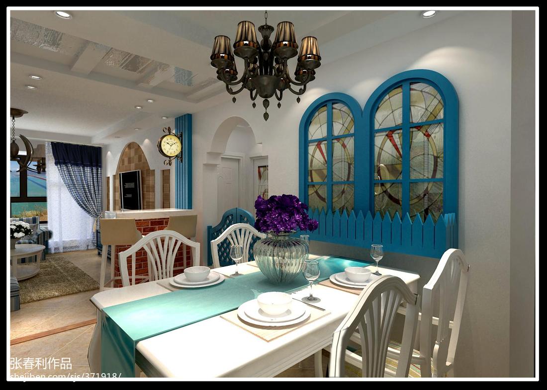 精致的欧式风格家装客厅图