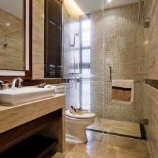 热门东南亚卫生间装饰图片大全