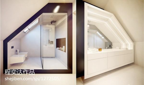 现代风格两室儿童房室内设计图片