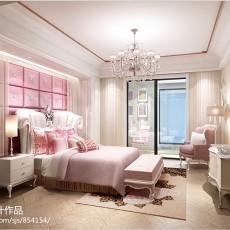 2018精选126平米新古典别墅儿童房装饰图片欣赏