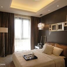 精选92平方三居卧室欧式装修图片欣赏