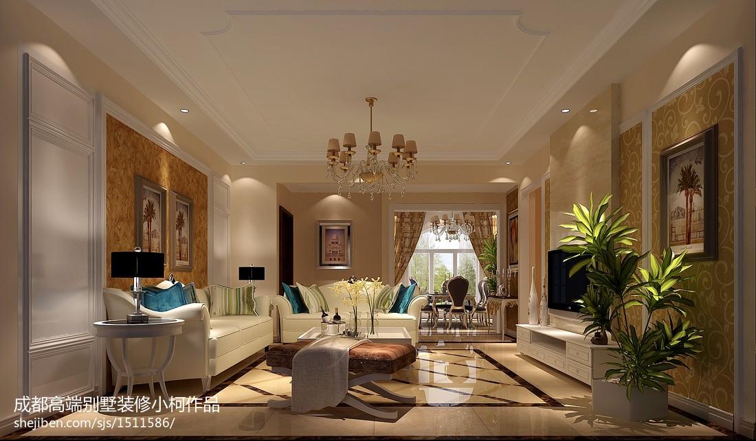 美式一居室装修