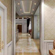 热门137平米欧式别墅餐厅装修设计效果图