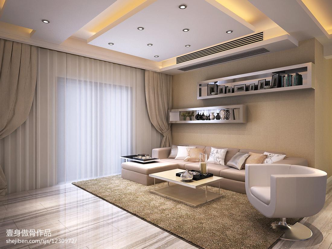 最新现代风格卧室窗户室内设计图片