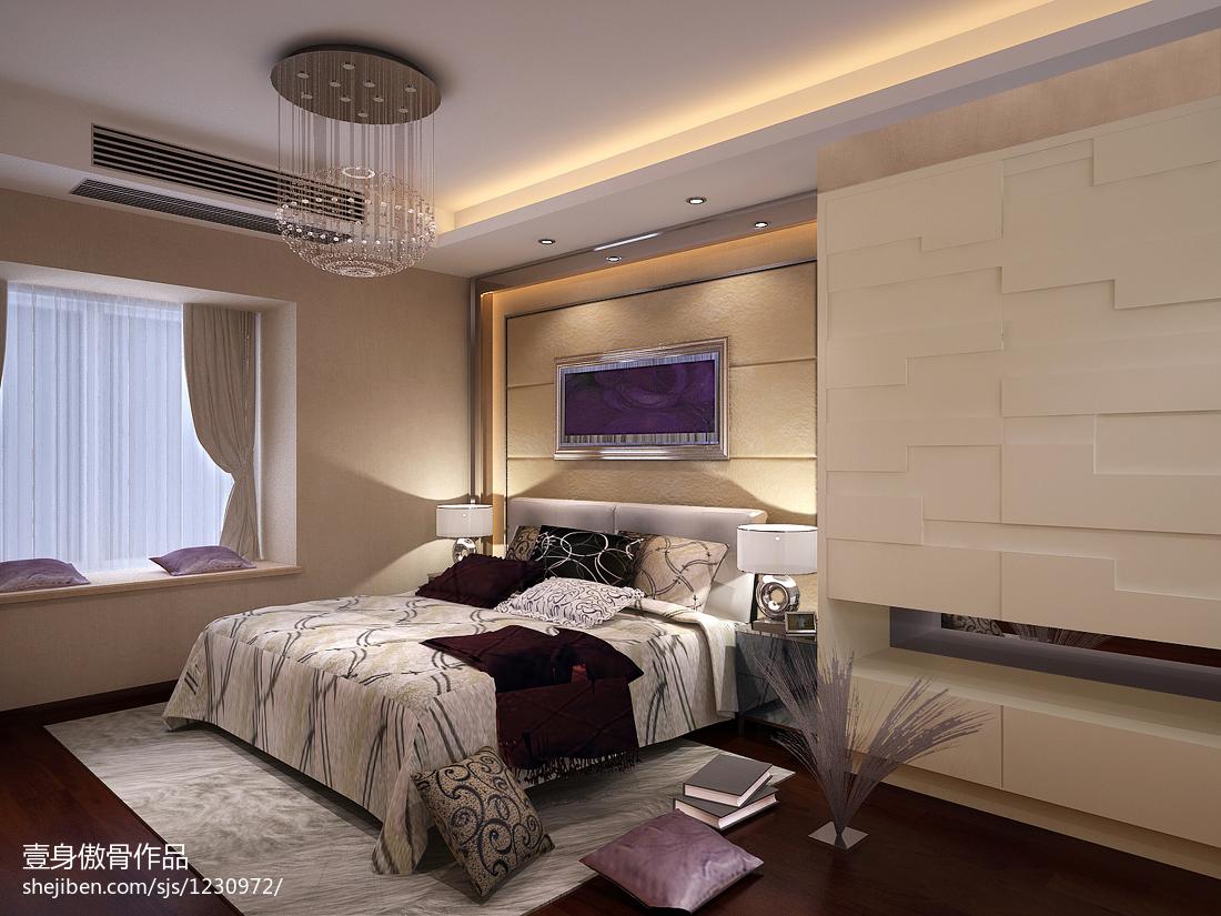 典雅现代风格餐厅室内设计图片