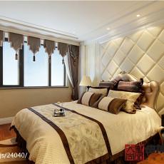 精选111平米欧式别墅卧室装修图片