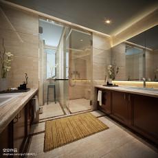 四居卫生间东南亚效果图片欣赏