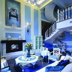 热门新古典别墅客厅装饰图片欣赏
