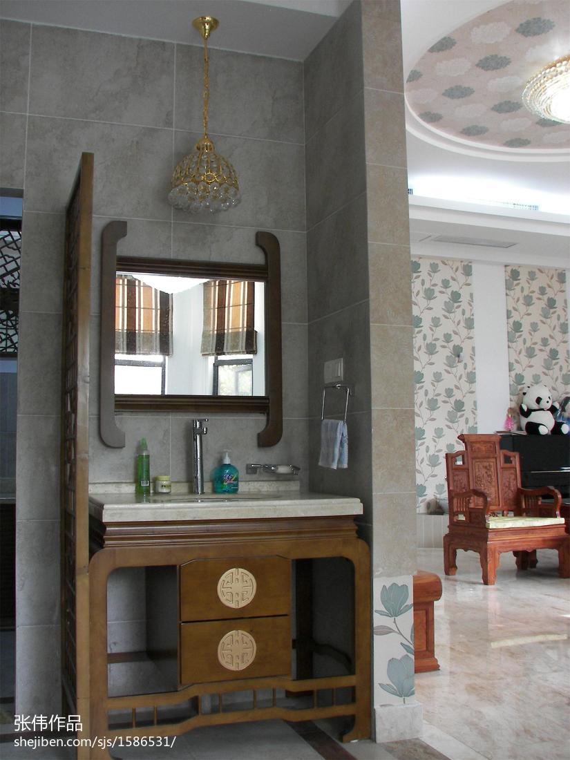 日式简约风格客厅图片