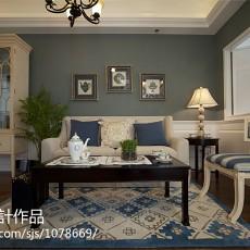 客厅欧式装修设计效果图