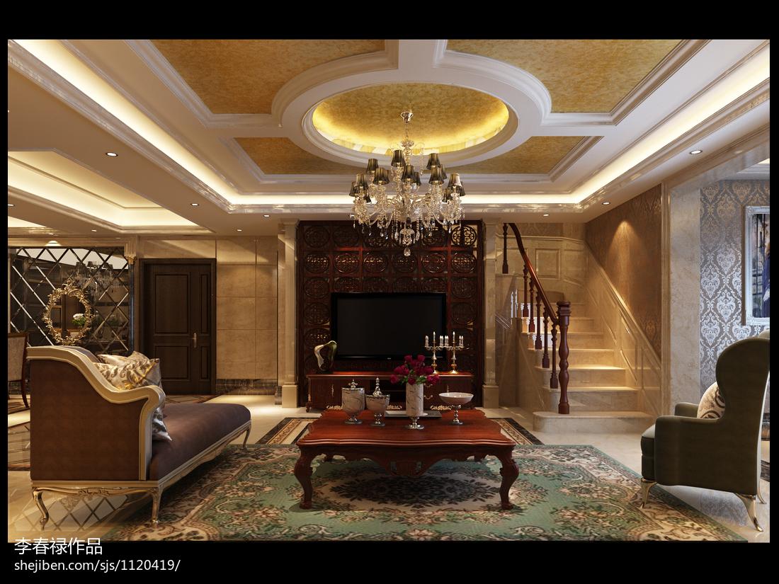 现代创意风格卧室装修效果图片