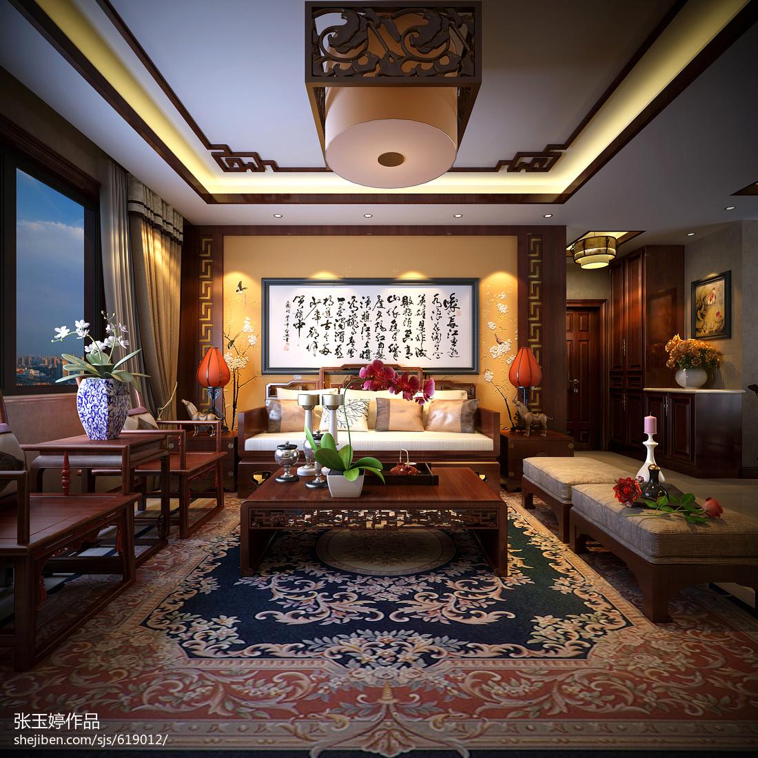 精致优雅新古典卧室装修