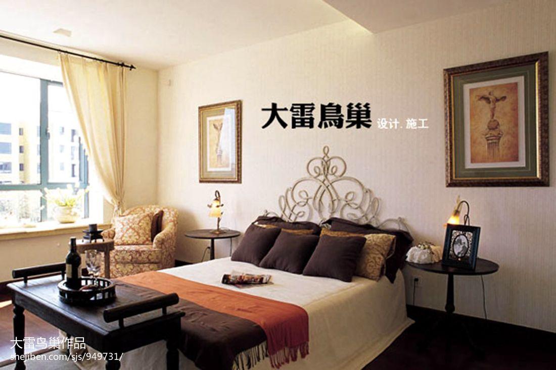 华丽欧式卧室设计大全