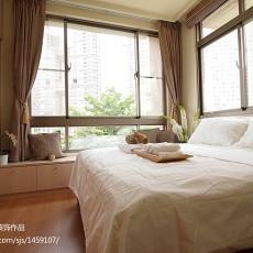 精选74平米二居卧室现代装修图片欣赏