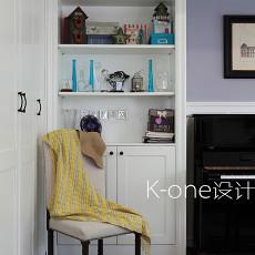 优美558平美式别墅装饰图片