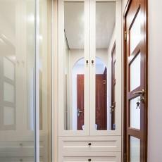 热门面积90平美式三居卧室装修图片欣赏