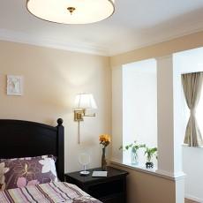 热门面积80平混搭二居卧室装修效果图