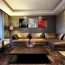 精选142平米四居客厅现代装修欣赏图片大全