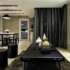 2018139平米四居客厅现代装修图片欣赏