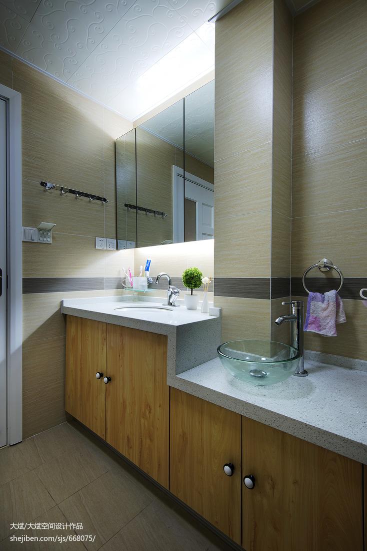 卫生间挂衣墙设计