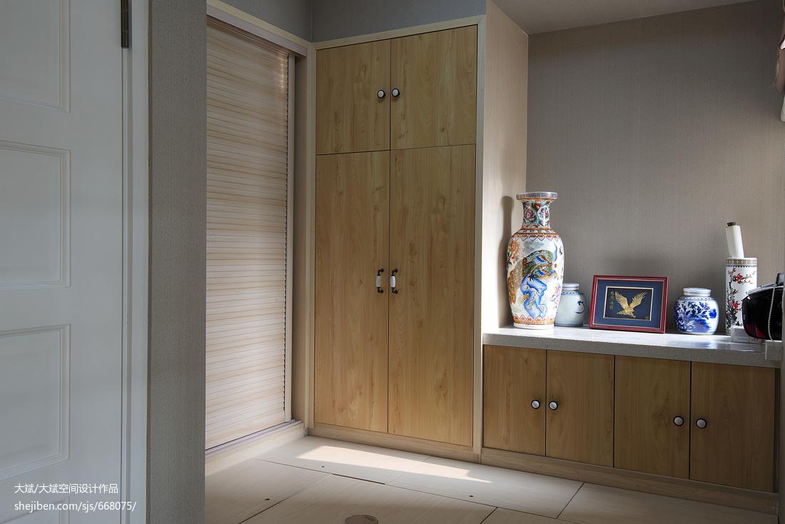 精选面积94平现代三居卧室装修设计效果图片大全