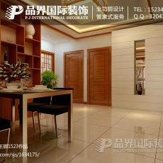 中式三居休闲区装修欣赏图
