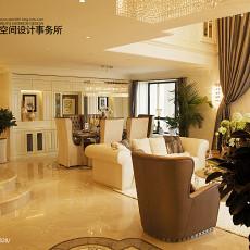 精选美式客厅装饰图片大全