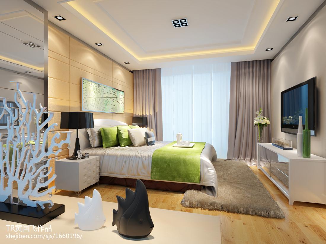 家居北欧卧室设计