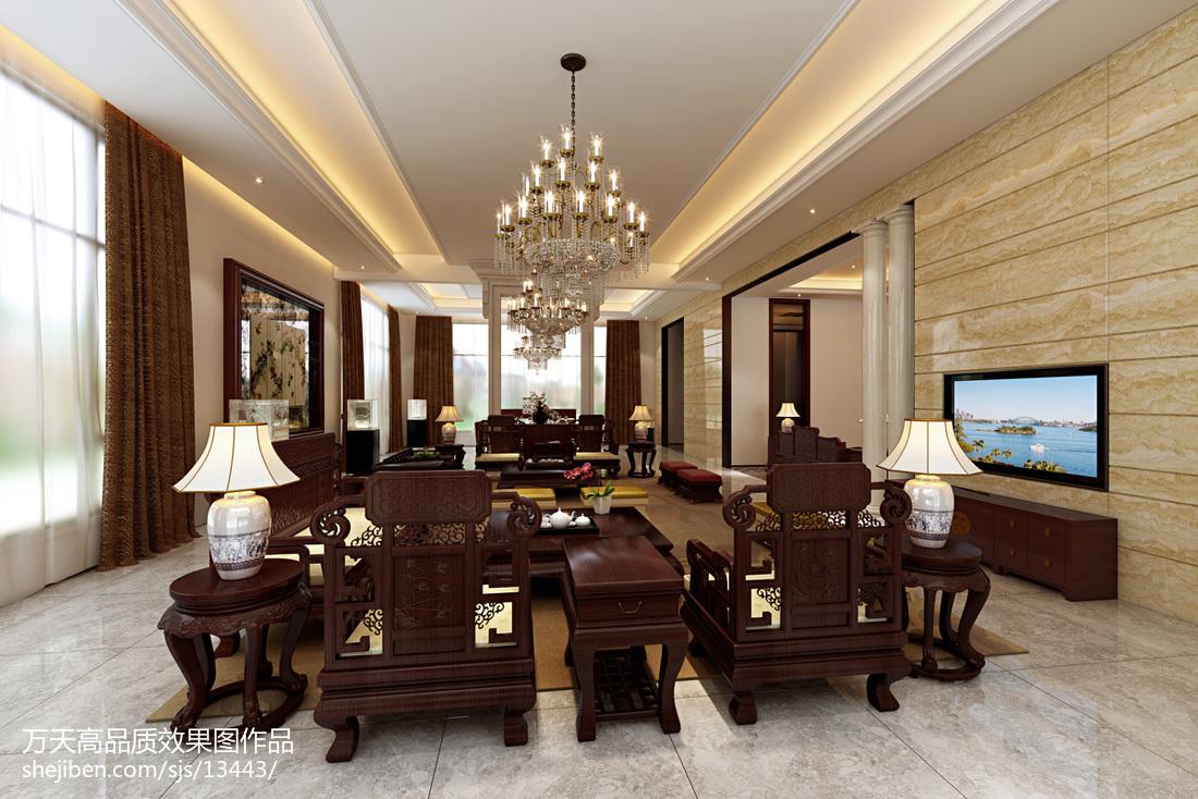 精美125平米现代别墅装修效果图片欣赏