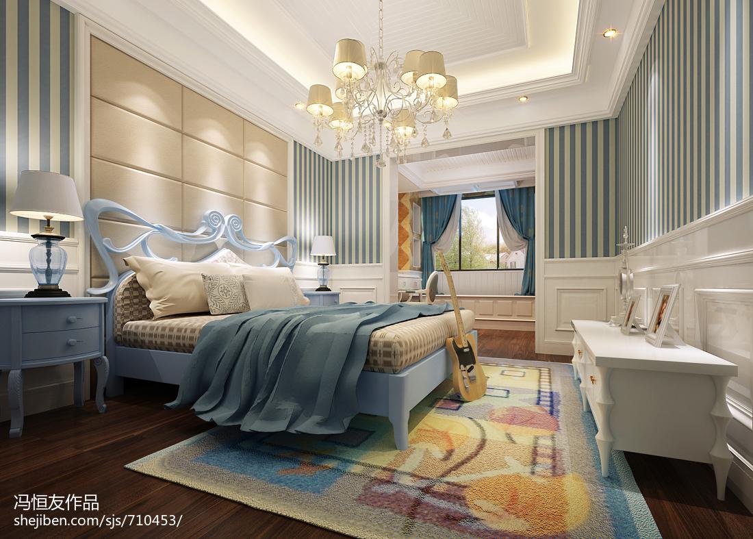 欧式卧室颜色