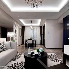 精美现代客厅装修效果图片大全