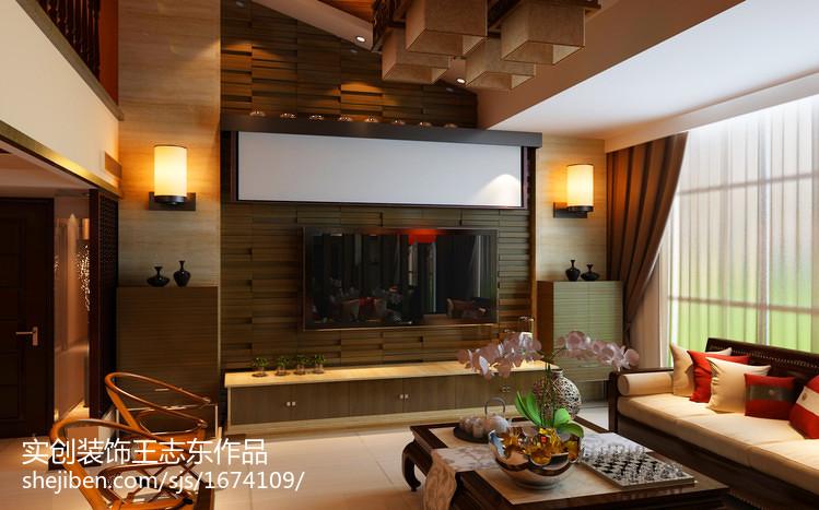 日式风格一居卧室装修图片