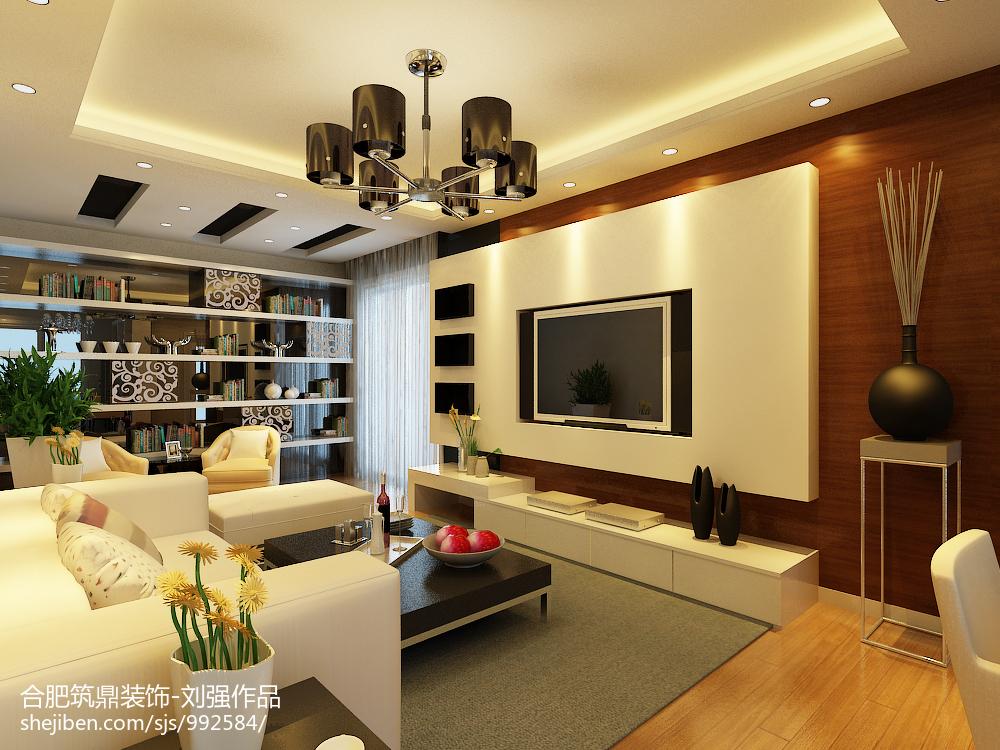 现代简单禅风家居卧室装修