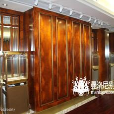 热门110平米欧式别墅客厅效果图片大全