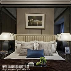 2018精选124平米四居卧室现代装修图片欣赏