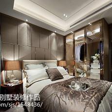 2018精选142平米四居卧室现代装修实景图