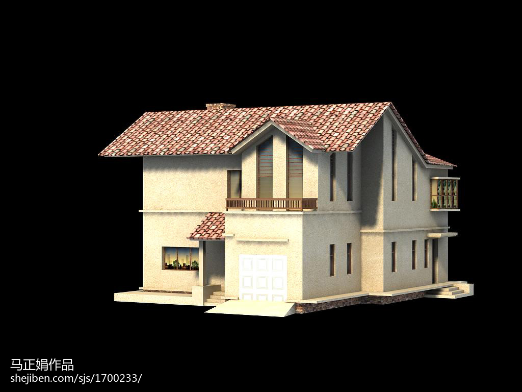 现代简约住宅装修
