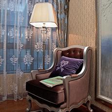 精美新古典卧室装修欣赏图片大全