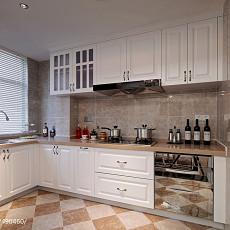 新古典风格厨房装修效果图大全