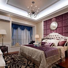 精选新古典卧室装修效果图片欣赏