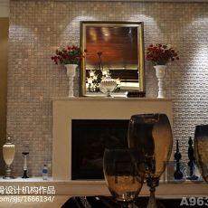 精美117平米欧式别墅客厅欣赏图