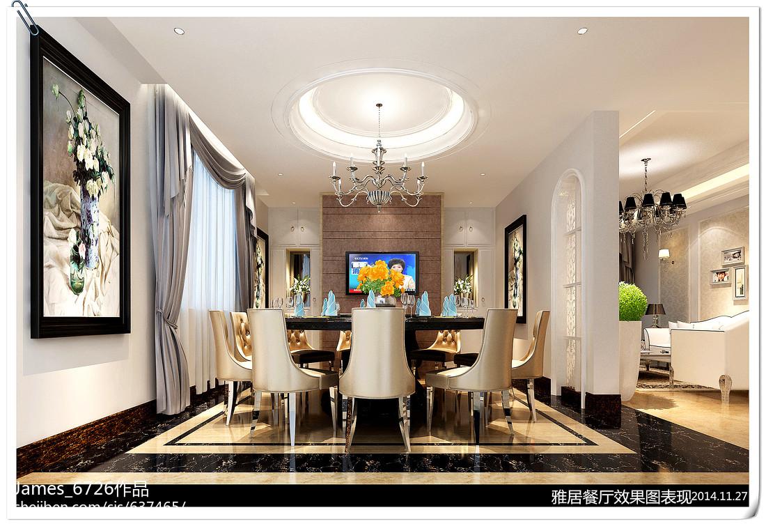现代室内家装玄关装饰设计效果图