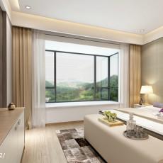 热门复式客厅现代实景图
