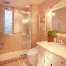 精美欧式三居卫生间欣赏图片
