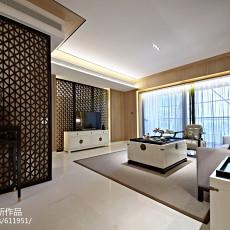 精美中式客厅装修欣赏图片大全