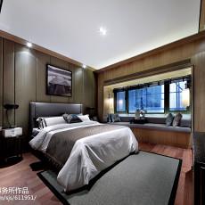 精选中式卧室装修实景图片欣赏