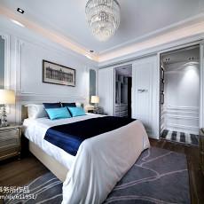 精选卧室新古典装修效果图片欣赏