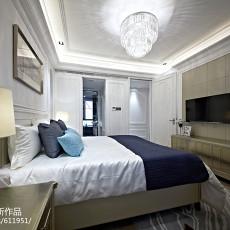 热门新古典卧室装饰图片欣赏