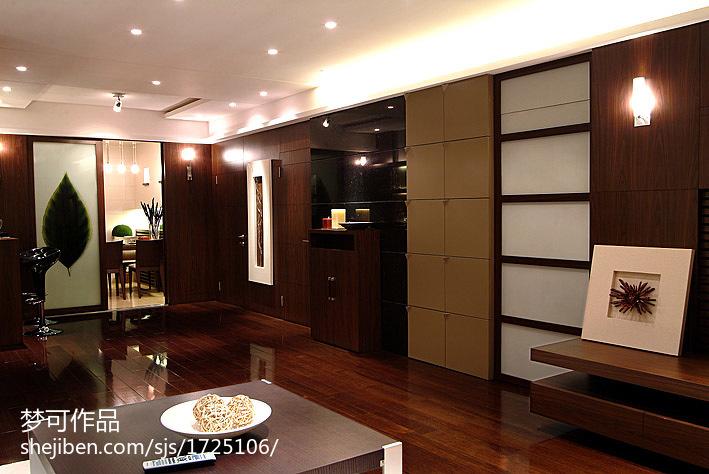 四室两厅装修效果图客厅装修效果图
